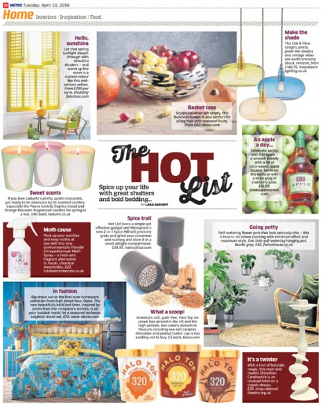 The Hot List!