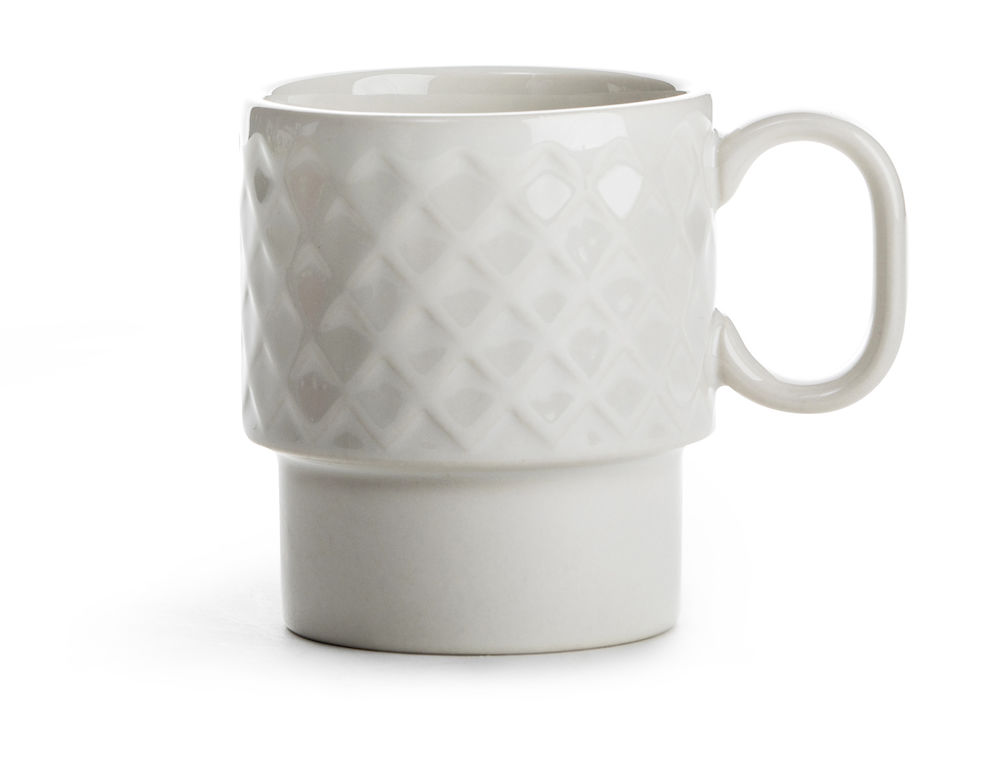 Coffee & More Mug white