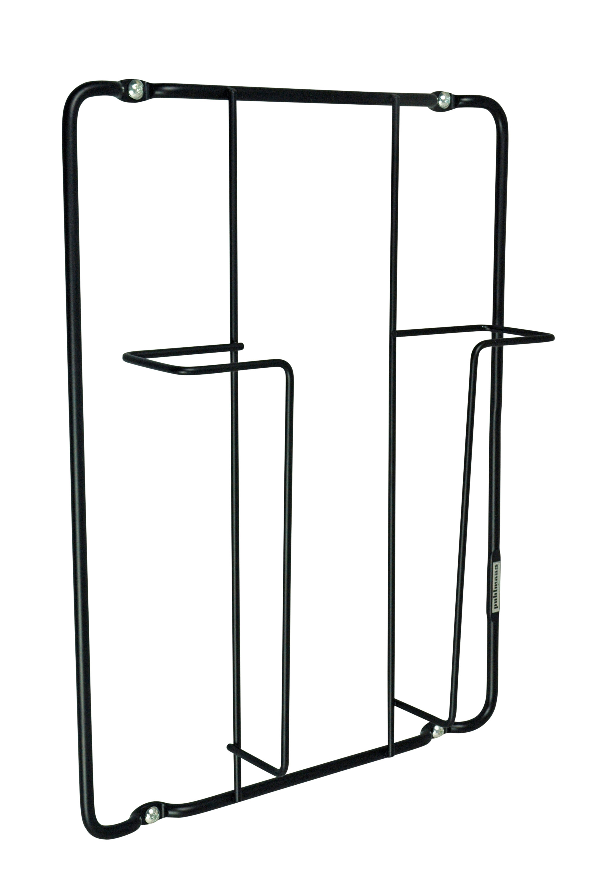 FRAME-1 magazine wallrack Black