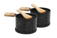 LUMI - Raclette cheese individual set for 2