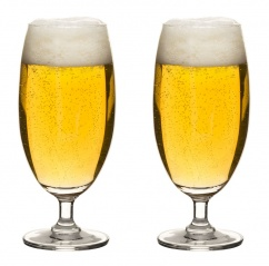 Club beerglass, 2-pack