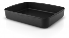 Roasting pan cast aluminium
