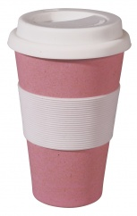 CRUISING TRAVEL MUG Pink