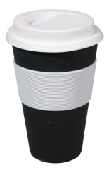 CRUISING TRAVEL MUG BK