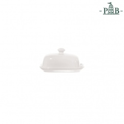 TERRINE COV. BUTTER DISH cm 12x9,5 GB