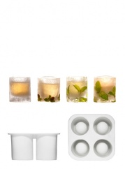 Club ice shot glass
