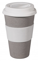 CRUISING TRAVEL MUG Stone grey