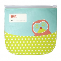 Big Apple Buddies Sandwich And Snack Bag Packastor Owl Xxx