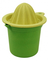SQUEEZE-INN POT citrus press Green/Yellow