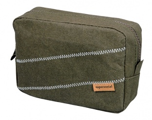 OTR TOILET BAG SHORT-STAY  Green