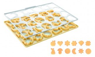 Traditional Cookie Cutting Sheet Delicia