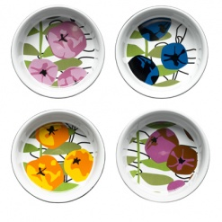 Season portion-sized oven dishes, 4-pack