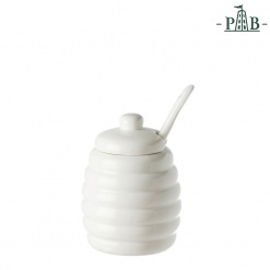 MENAGE Sugar Bowl With Spoon Gb