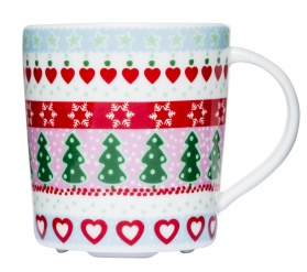 Winter mug small