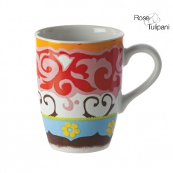 Nador Mug In Gb Orange