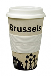 CRUISING TRAVEL MUG  BRUSSEL WH