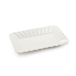 Ducale Rectangular Pastry Tray Cm 35X26 In Gift Box
