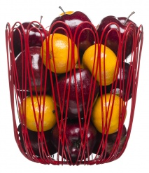 Wire fruitbasket