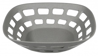 BASKET CASE Stone grey