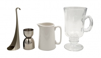 Ico - Irish Coffee set