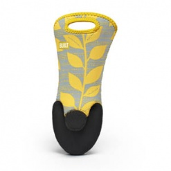 Renzo Oven Mitt Harvest Gold Leaves