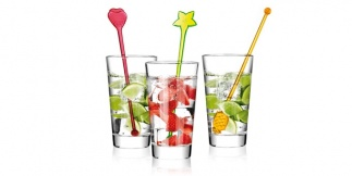 Cocktail Stirrers, 6 Pcs Mydrink