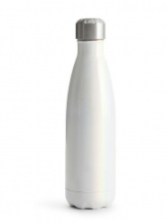 Steel bottle Hot & Cold Pearl 500ml