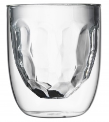 Other, Kitchen, Utensils, Dining Glassware, OccasionsElements- Crystalized - Set Of 2 210ml£20.00