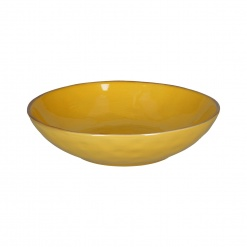 CONCERTO (Yellow) OCRA Soup Plate Ø 21 cm