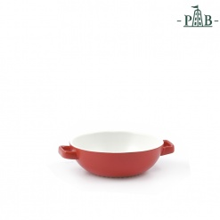 SAPORI PAN SMALL D15XH4,7 CM RED GB