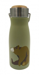 Thermal flask, Brown Bear