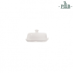 TERRINE COV. BUTTER DISH cm 10,5x8,5 GB
