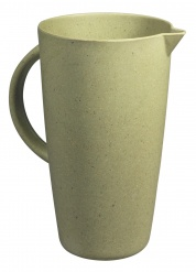 SMUG JUG pitcher Willow green