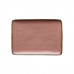 Dining, TablewareCONCERTO (Pink) ROSA ANTICO Rectangular Tray Ø 27 cm; W 19 cm£14.00