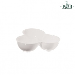 CONVIVIO 3 BOWLS SERVING cm 21x20 GB