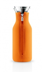 Fridge carafe with cover - 3D Orange
