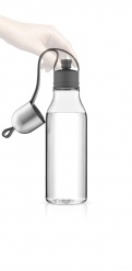 Sports drink bottle 0,7l grey