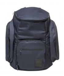 Summer cooler back pack blue