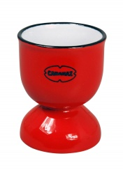 Cabanaz EGG CUP Scarlet red