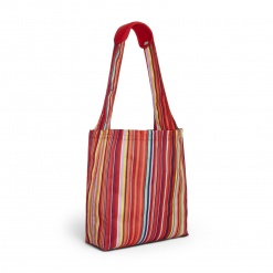 Reusable Shopper  Stripe No. 10