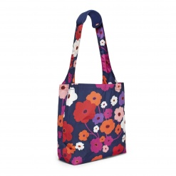 Reusable Shopper  Lush Flower