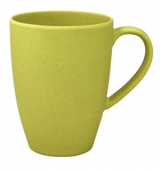 LEAN BACK MUG Yellow