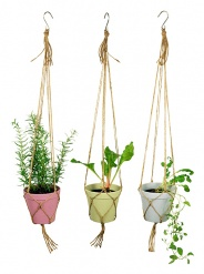 SPICE IT UP hanging pot medium DWN set/3