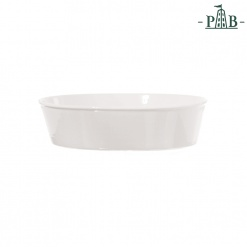 FIESOLE OVAL BAKDISH cm 23,5x17,5x6,5 GB