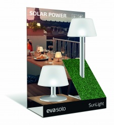 Eva Solo table display - Sun-light products