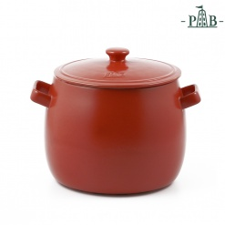 SAPORI POT D22,5XH18 CM W/L RED GB