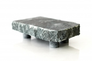 Soapstone Serving Slab (Small)