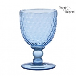 OPERA BLUE WINE GLASS