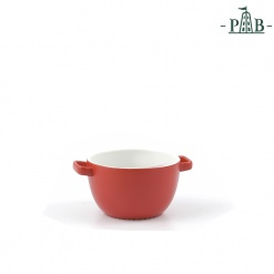 SAPORI CASSEROLE SMALL D12XH7 CM RED GB
