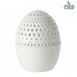 FIRENZE PIERCED EGG CM 18 GB